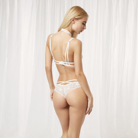 Emerson Harness Brief Ivory