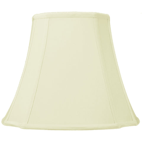 0-001841>7x12x11 French Oval Eggshell Lampshade