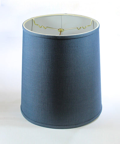 0-002023>Drum Shade 12x14x15 Textured Slate