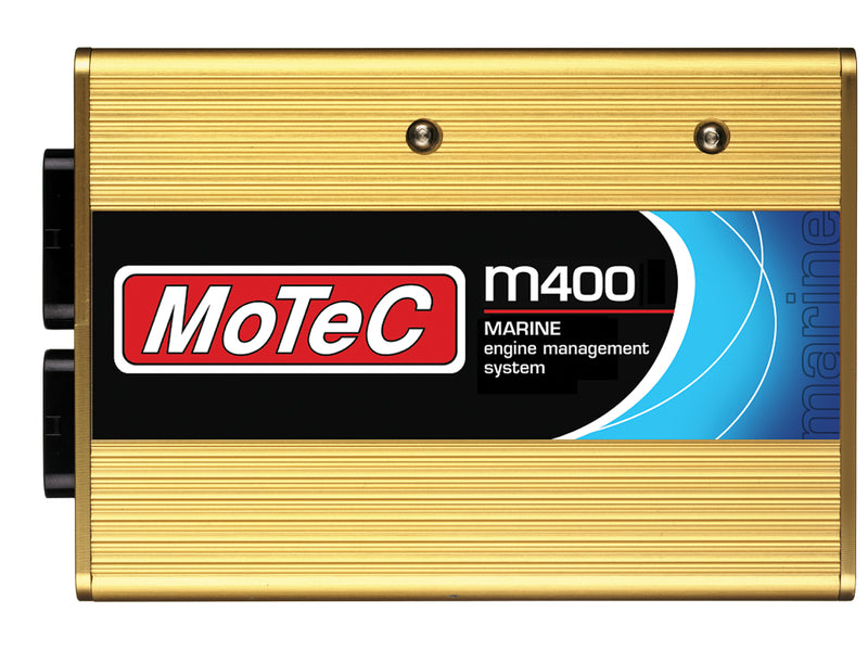 Engine Management - MoTeC M400