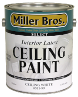 Miller Bros. Interior<br>Ceiling Paint