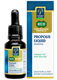 BIO30™ New Zealand Propolis Liquid (Alcohol Free)