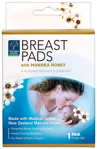 ManukaAid™ Breast Pad with Manuka Honey