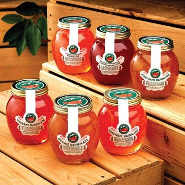 Marmalade Lovers - 6 pack, 8 oz. jars