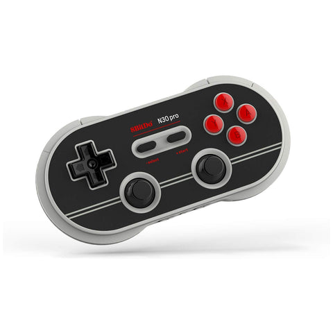 8Bitdo N30 Pro2 Bluetooth Gamepad N Edition for Switch, PC, MAC and Android