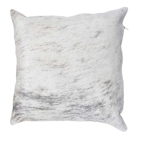 Light Brindle Cowhide Pillow Case - Rodeo Cowhide Rugs