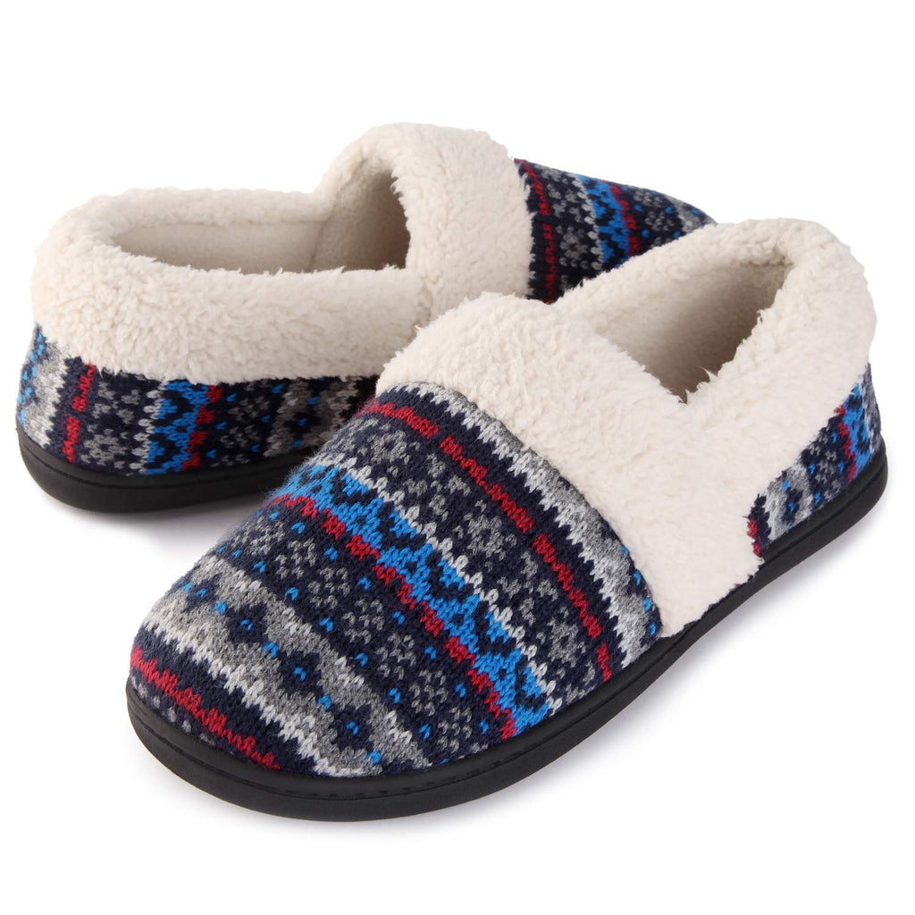 RockDove Women's Nordic Winter Moc Memory Foam Slipper
