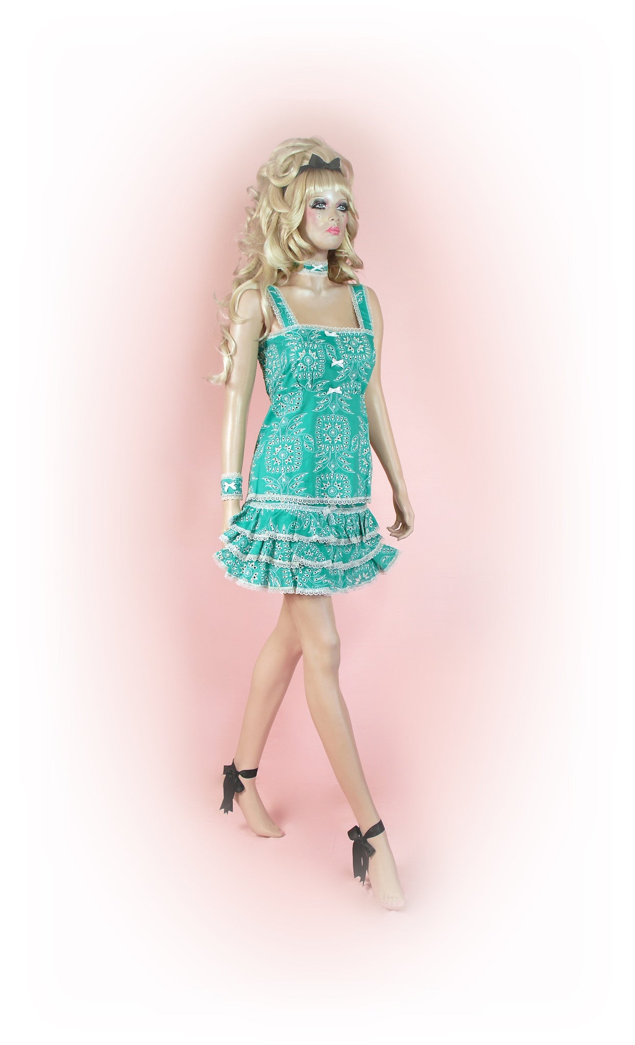 Jade<br>Dream Anglaise Frilly Mini