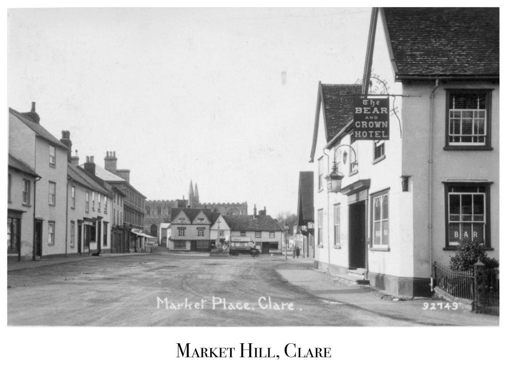 Historical picture of Market Hill, Clare