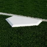 TurfBase® Official Size Home Plate