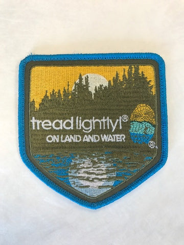 Limited Edition Tread Lightly! Headliner Patch