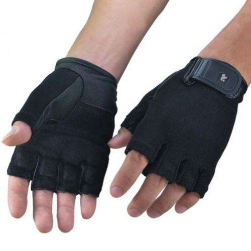 Gloves -  Breathable Training Exercise Gloves Real Leather