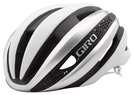 GIRO SYNTHE MIPS White/Silver L 16 US
