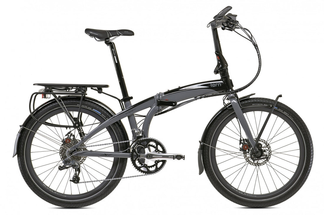 Tern Eclipse S18 Folding Bike