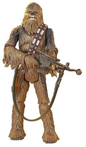 "Chewbacca Wookie Rage Star Wars Revenge of the Sith 3.75"" Loose"