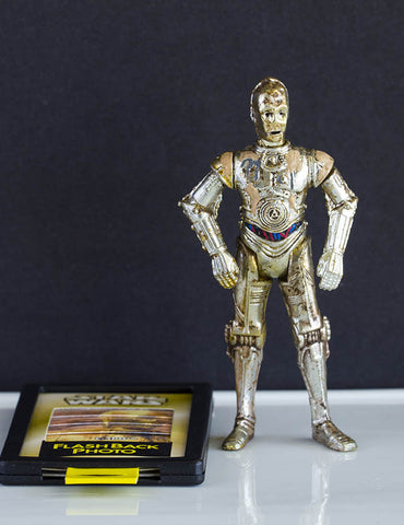 C-3PO Flash Back POTF2 Loose