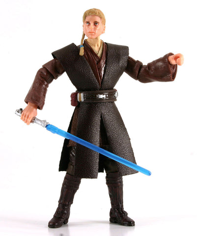 "Anakin Skywalker Evolution to Darth Vader 3.75"" Loose (incomplete)"