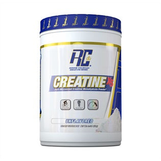 Ronnie Coleman - Creatine XS 400 serve