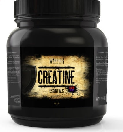 Warrior Nutrition - Creatine Monohydrate (flavoured) 500g