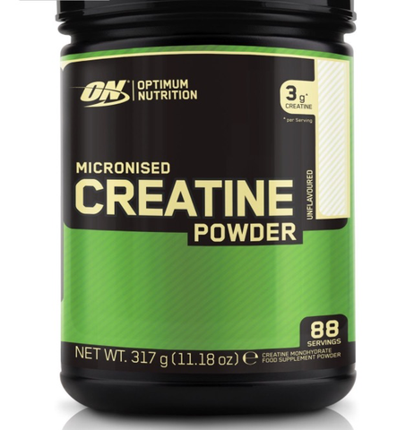 Optimum Nutrition - Micronised Creatine Monohydrate 317g