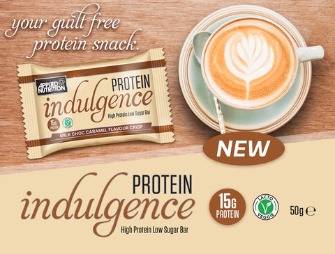 Applied Nutrition - Indulgence Protein Bar (12 x 50g)