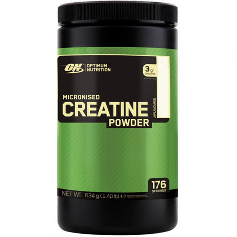Optimum Nutrition - Micronised Creatine Monohydrate 634g