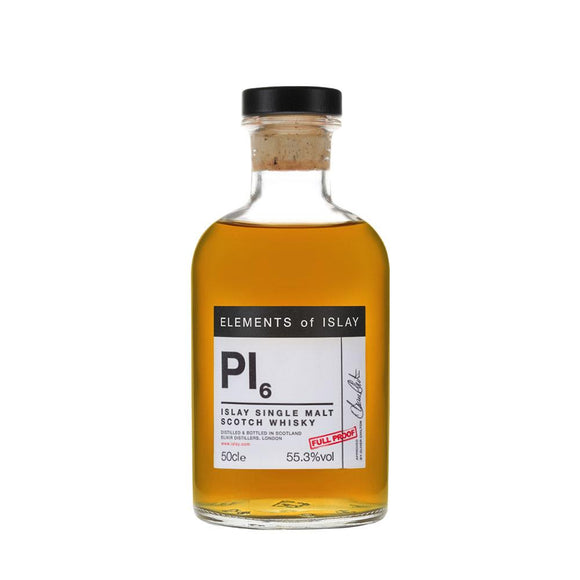Elememts Of Islay Pl6 50cl 55.3%