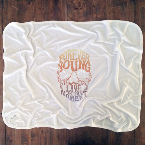 Forever Young - Baby Blankets