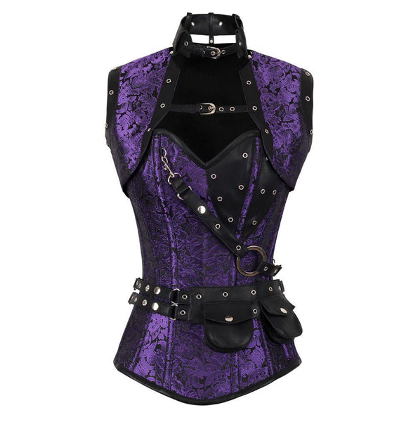 Alany Steampunk Corset - DEMO for Corset
