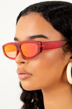 Red Legacy Sunglasses