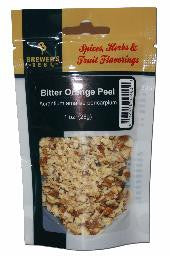 Brewer's Best Bitter Orange Peel for Beer Brewing, 1oz Bag