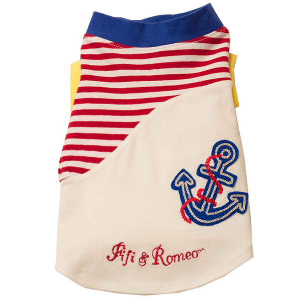 Pepe Sailor Top - Fifi & Romeo