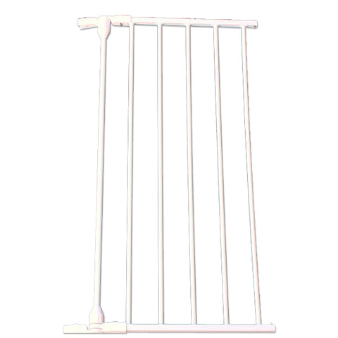 "Cardinal Gates 15"" Extension for EX100 White"