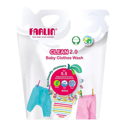 FARLIN BABY CLOTHING DETERGENT REFILL PACK