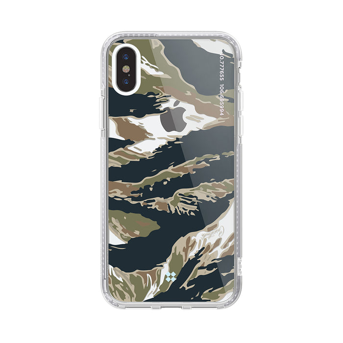iPHONE XS PRISMART CASE: TIGER