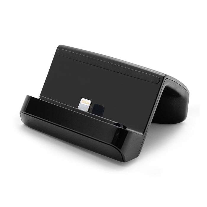 CS DOCK: IPHONE LIGHTNING DOCK (BLACK)