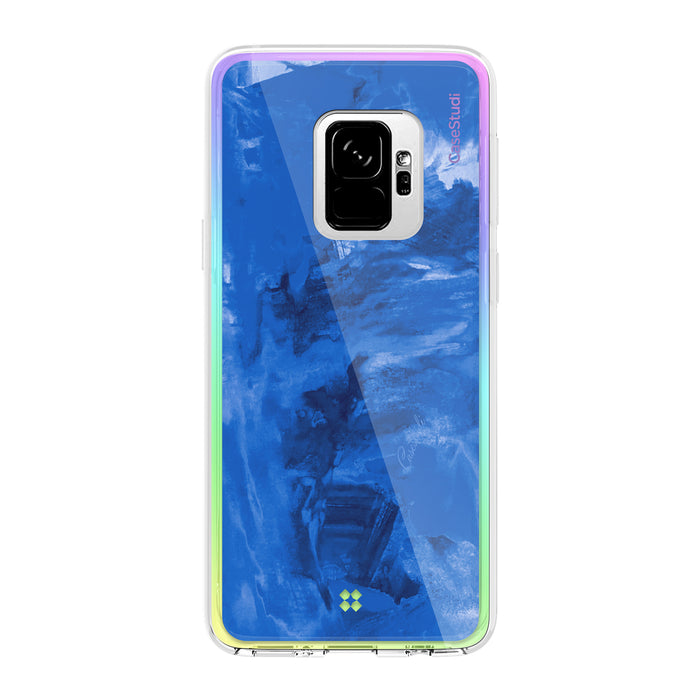GALAXY S9 / S9 PLUS PRISMART CASE: BLUE