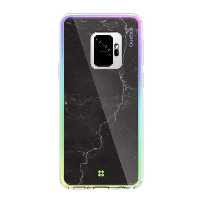 GALAXY S9 / S9 PLUS PRISMART CASE: MARBLE BLACK