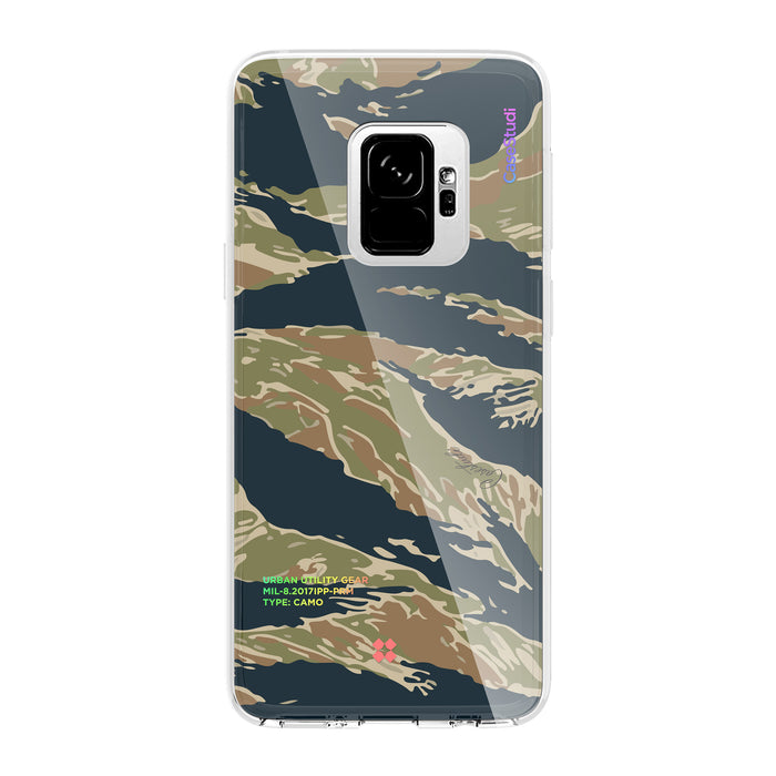 GALAXY S9 / S9 PLUS PRISMART CASE: TIGER CAMO