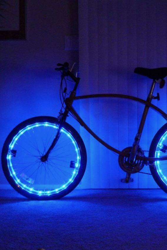 GALACTIC TREK bike decoration BM essentials-led-Harmonia-burning man-burning man costumes-festival outfits-halloween costumes-Harmonia