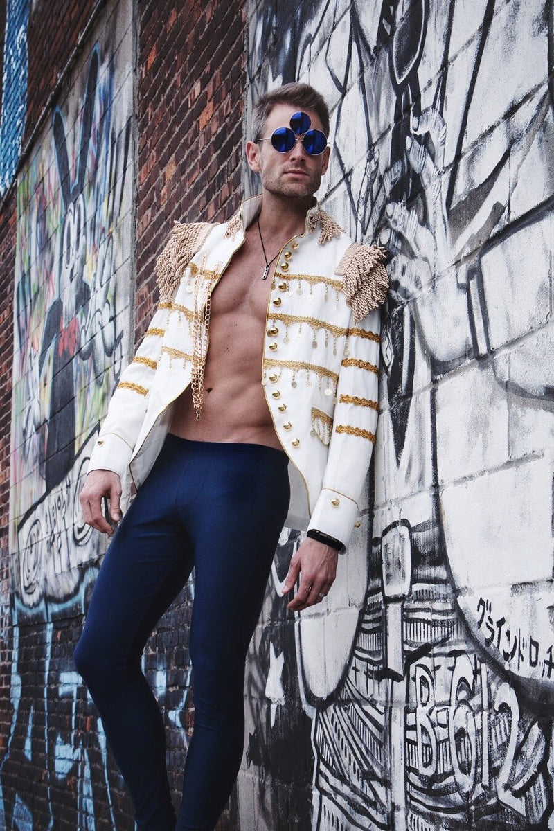 WHITE SPACE jacket-costumes-Harmonia-burning man-burning man costumes-festival outfits-halloween costumes-Harmonia