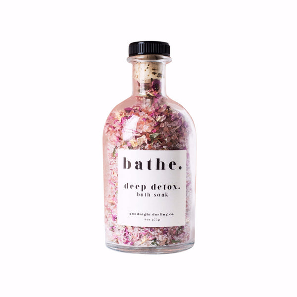 dd bath soak