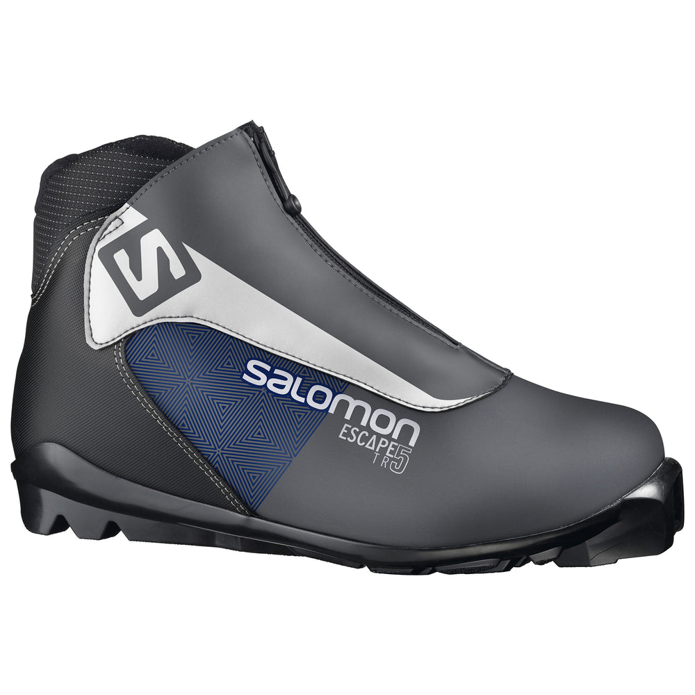 BOTTES SALOMON ESCAPE 5 TR / GRISE-BLEUE / 11.0