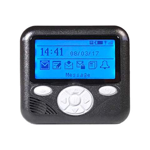 Pre-com pager - Inclusief laadstation