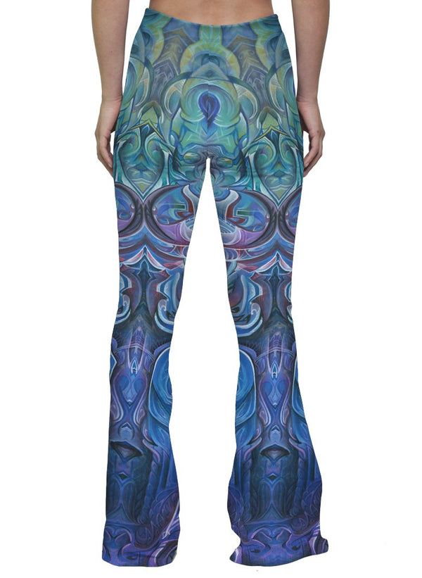 DAWN OF TRANSCENDENTAL JUBILANCE BELL LEGGINGS