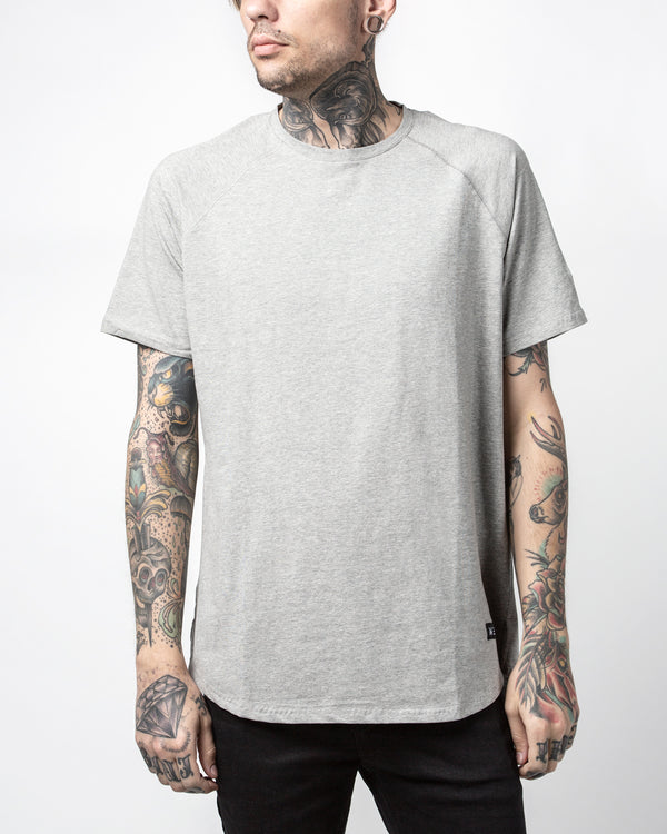 Premium Basic Heather Gray