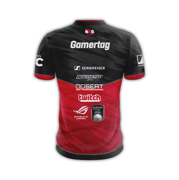NRG Pro Jersey - Dragonball Fighter Z
