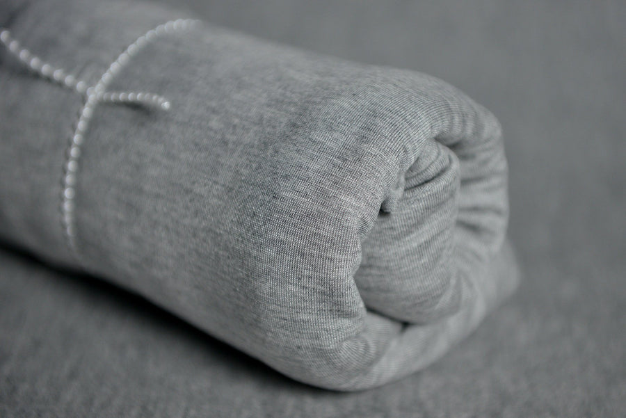 Baby Wrap - Smooth - Light Gray