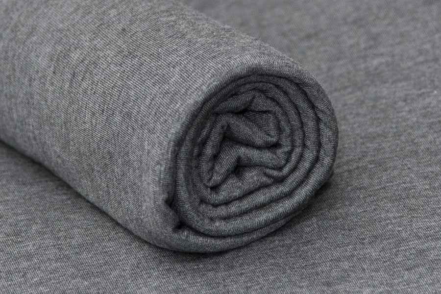 Baby Wrap - Smooth - Twotone Charcoal