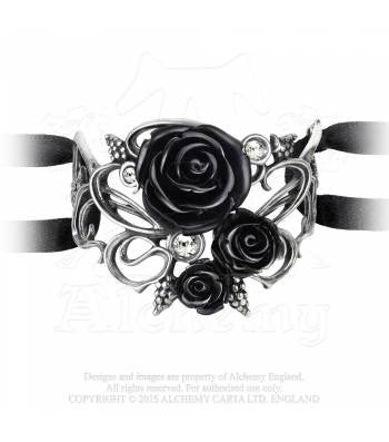 A106 - Bacchanal Rose Bracelet by Alchemy of England